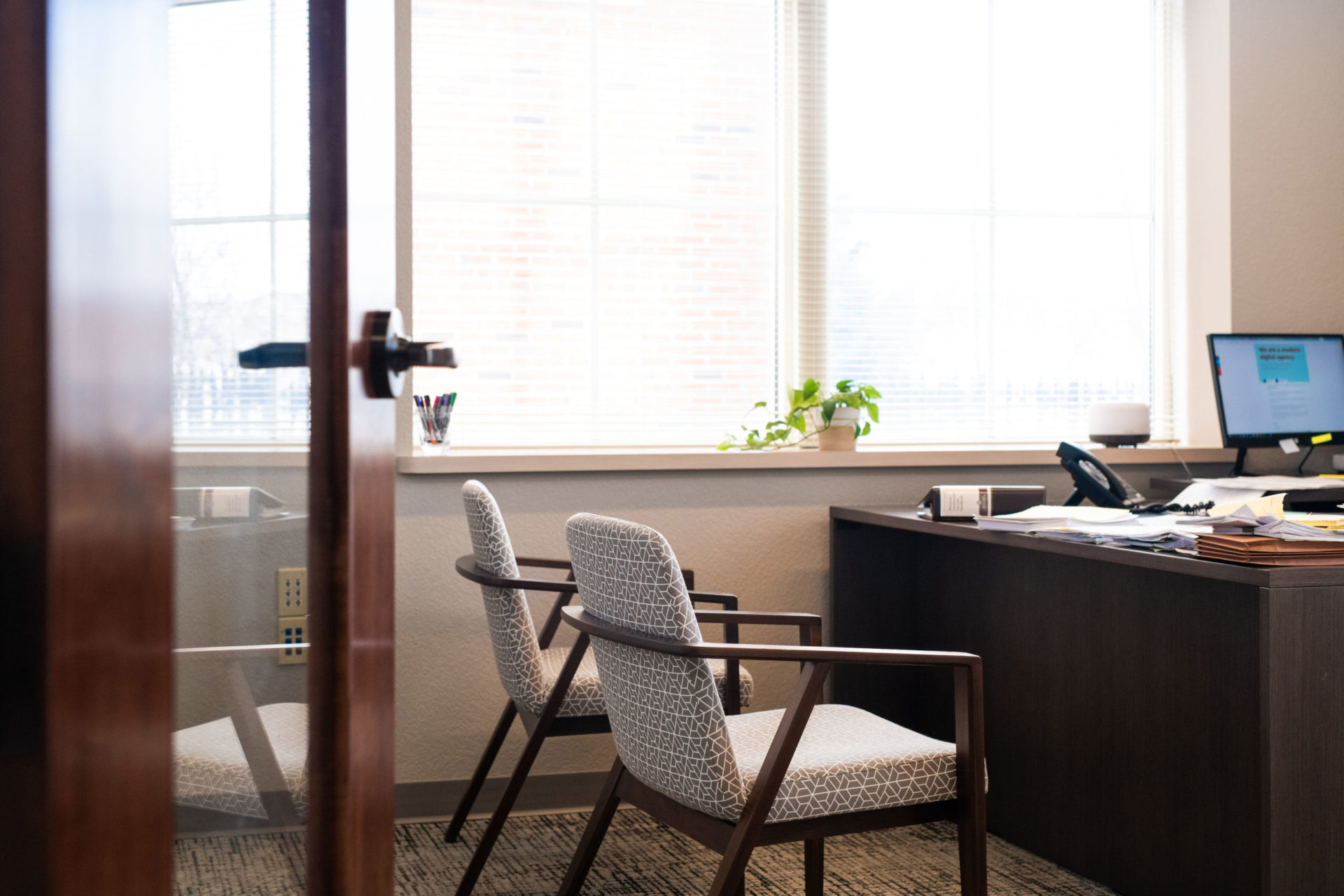 Office environment interior designer, Milwaukee WI | TRP Design Group, LLC