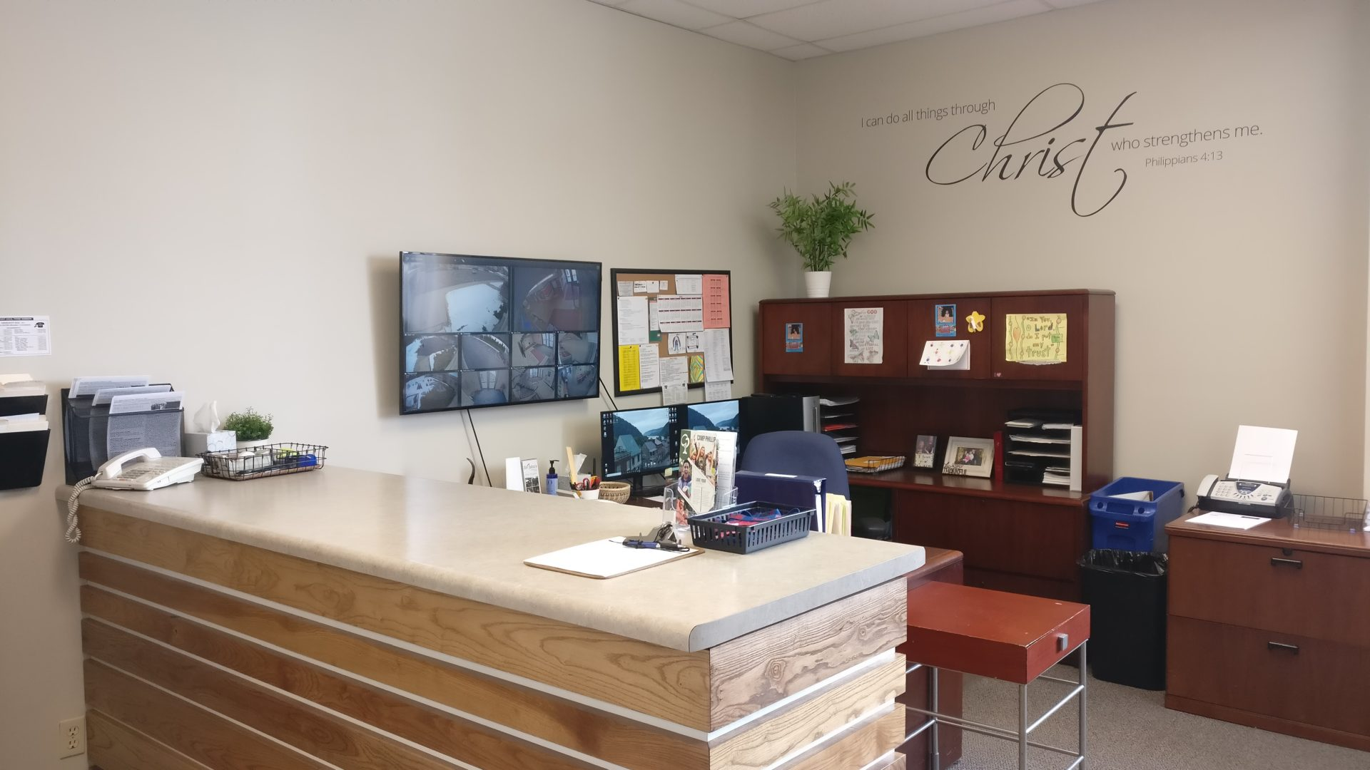 St John's Lannon Church & School Main Office | TRP Design Group, LLC
