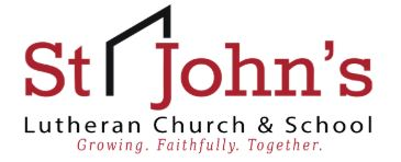 St Johns Lannon School Logo
