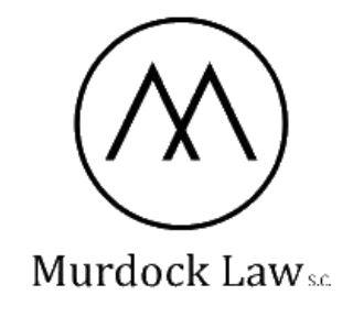 Murdock law logo